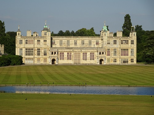 Audley End House & Gardens, Essex