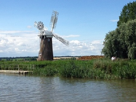 Holidays in The Norfolk Broads