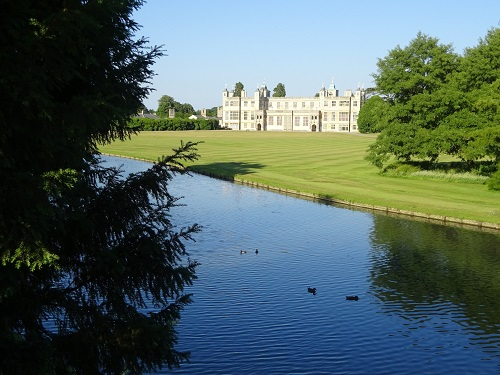 Audley End House & Gardens - Farm Stay Essex