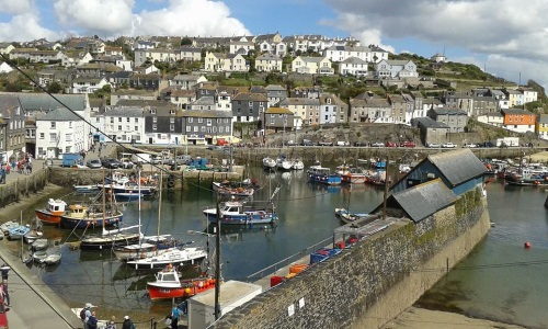 Lots of small harbour towns to visit